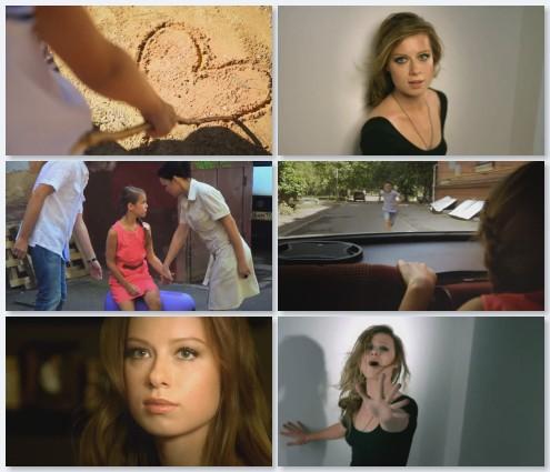 клип Юля Савичева - Сердцебиение (2011)