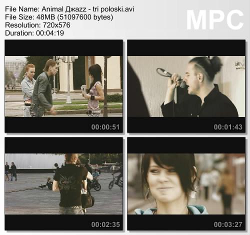 Animal Джаz - Три полоски