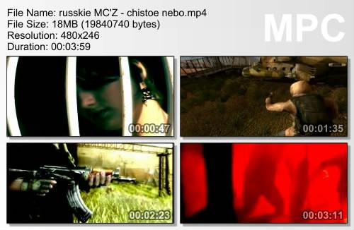 Русские MC'z - Чистое Небо