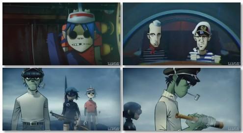 Gorillaz - On Melancholy Hill (2010)
