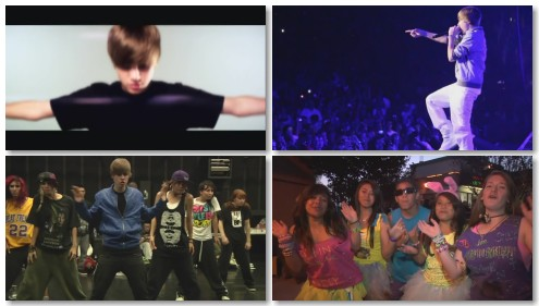 Justin Bieber – Love Me (2010)