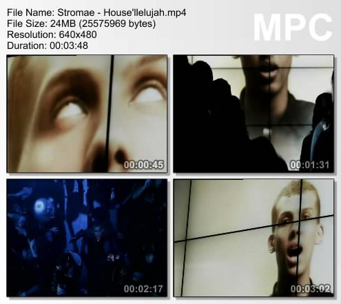Stromae - House Llelujah (2010)