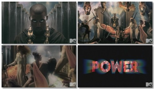 Kanye West - Power (2010)