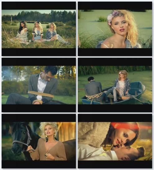 клип ФАБРИКА - Я тебя зацелую (2010)