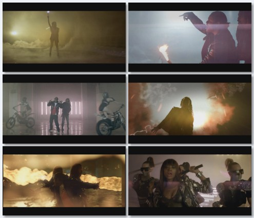 Madcon feat. Maad Moiselle - Outrun The Sun (2011)
