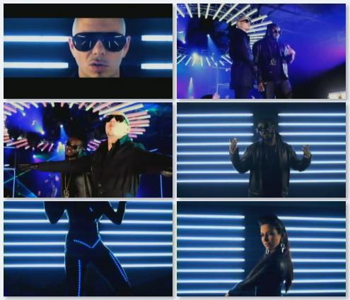 клип Pitbull ft. T-Pain - Hey Baby (Drop It To The Floor) (2010)