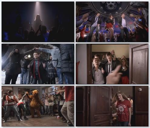 клип 5ivesta Family - Просыпайся (2011)