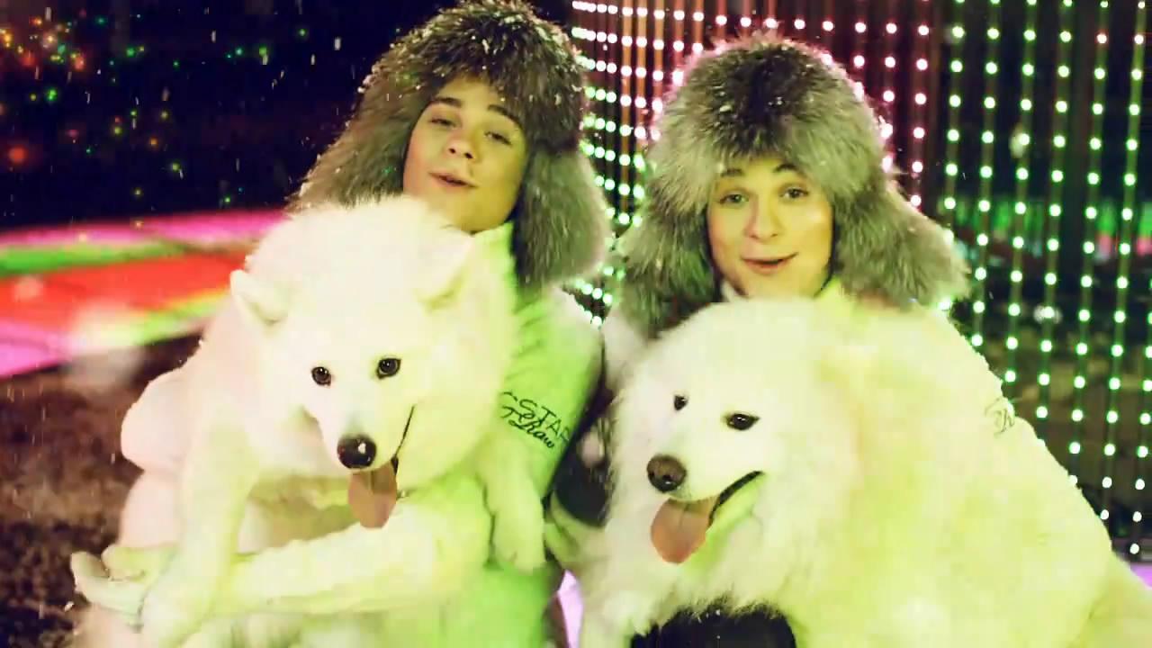 Новый клип Братья Борисенкo - Колдовала Зима (2010)