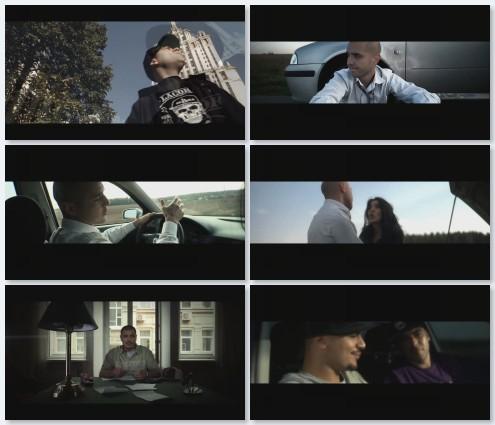 клип CENTR feat. Пёс (Легенды Про) - Всё Будет Пиздато (2011)