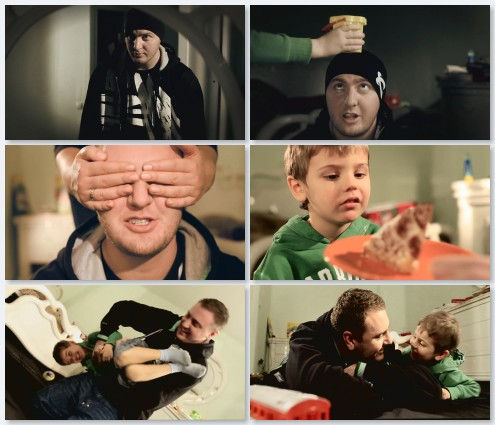 клип Каста - Самый счастливый человек (2011)