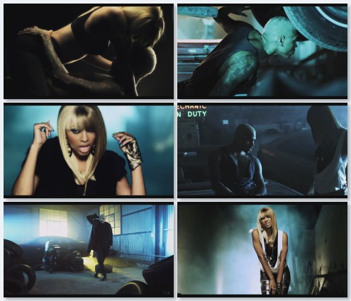 клип Keri Hilson и Chris Brown - One Night Stand (2011)
