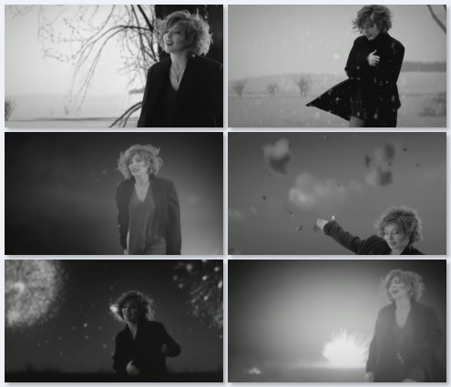 клип Mylene Farmer - Bleu Noir (2011)