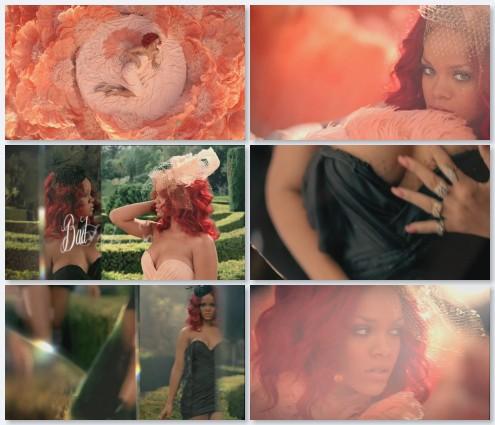 клип Rihanna - Reb'l Fleur (2011)