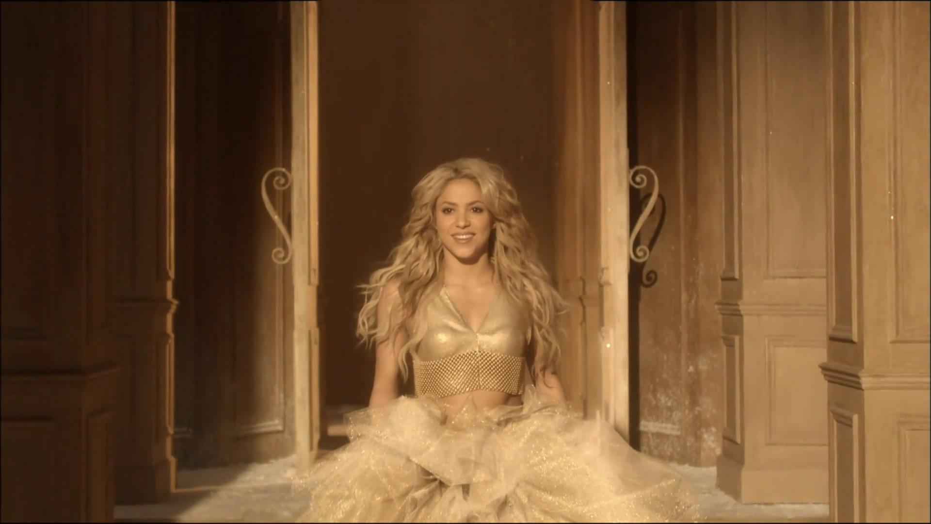 Новый клип Shakira - Sale El Sol (2011)