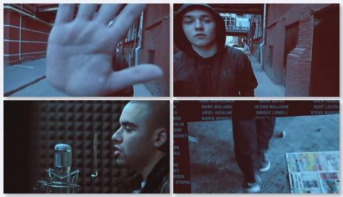 клип Slim (Слим) feat. VBT Вектор Beat - Шаги (2011)
