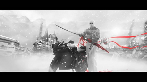 Новый клип Баста и Гуф (Guf) - Самурай (2011)