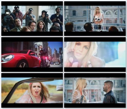 клип Britney Spears (Бритни Спирс) - I Wanna Go (2011)