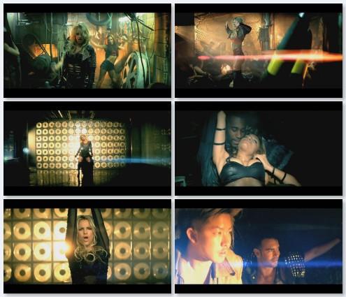 клип Britney Spears (Бритни Спирс) - Till The World Ends (2011)