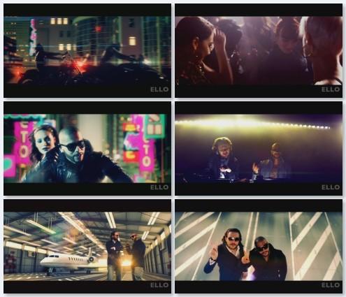 клип DJ Smash и Тимати - Фокусы (2011)