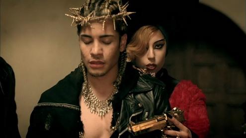 Новый клип Lady Gaga - Judas (2011)