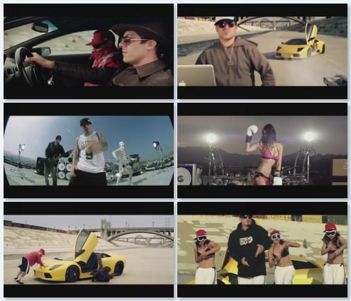 клип Limp Bizkit - Gold Cobra (2011)