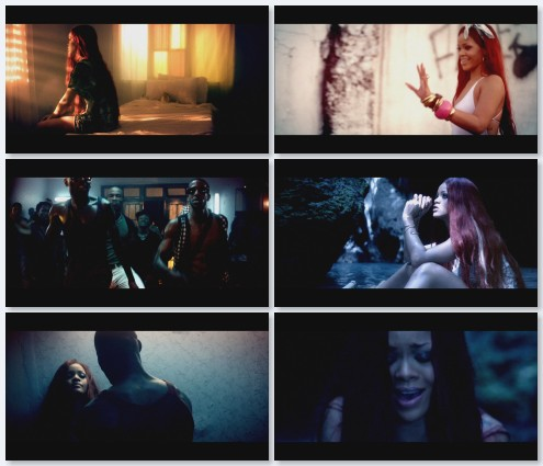 клип Rihanna - Man Down (2011)