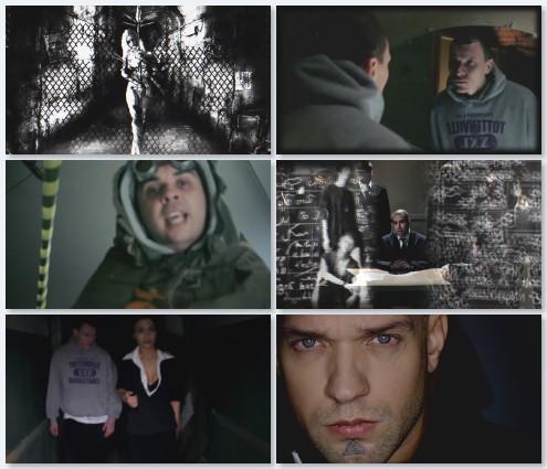 клип DJ Nik One, Slovetskii, Смоки Мо, Slim, Лигалайз - В чём дело? (2011)