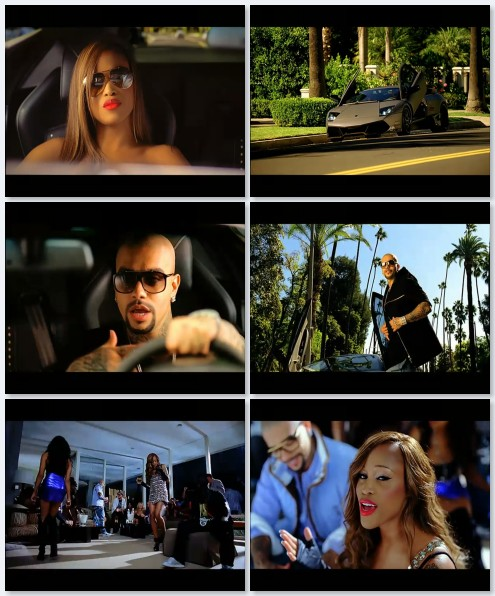клип Тимати и Eve - Money in the Bank (2011)