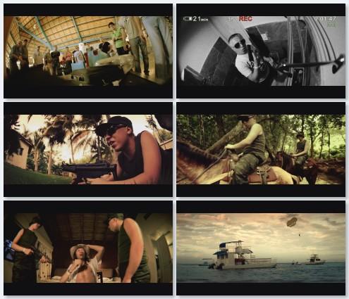 клип АК-47 - Доминикана (2011)