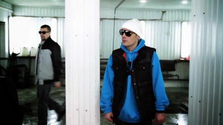 Новый клип Баста и Гуф - Другая Волна (2011)