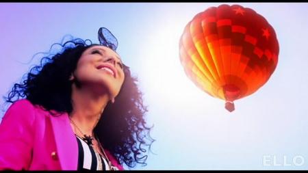 Новый клип Елка - На воздушном шаре (2011)