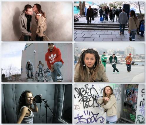 клип ГидроПонка, 22во7 и DJ Vag - Наша туса! (2011)