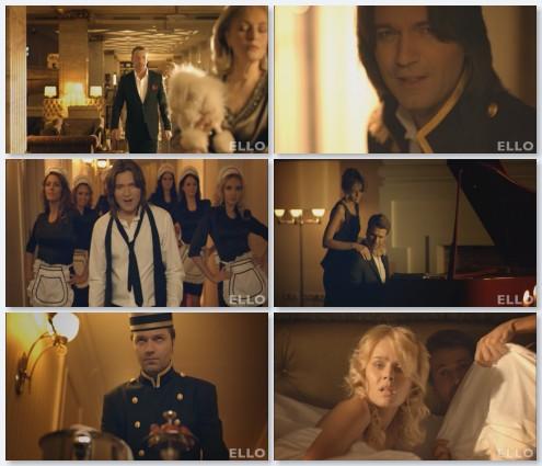 клип Дмитрий Маликов - Два пистолета (2011)