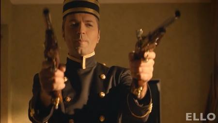 Новый клип Дмитрий Маликов - Два пистолета (2011)