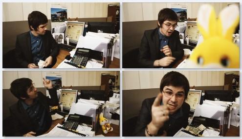 клип Вася Обломов - Начальник (2011)
