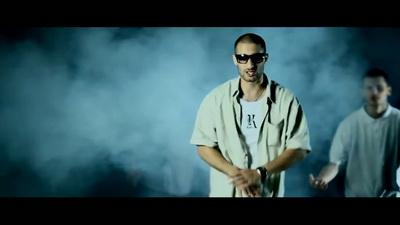 Клип 9 Грамм feat. Fila & Bugz - Держись крепче за поручни (2011)