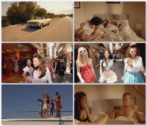 клип INNA - Un Momento (2011)