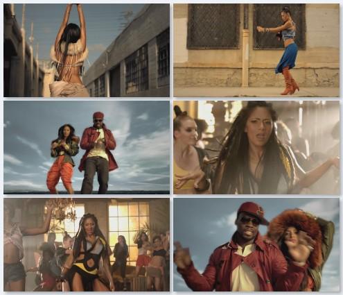 клип Nicole Scherzinger - Right There (2011)