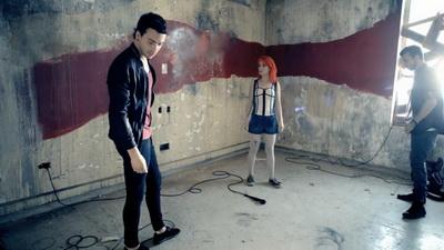 Клип Paramore - Monster (2011)