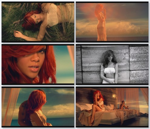 клип Rihanna - California King Bed (2011)