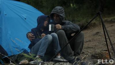 Клип Дмитрий Маликов и Владимир Пресняков - Мой отец (2011)